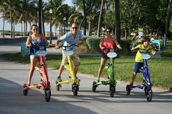 South Florida Trikke