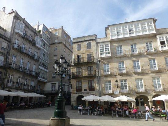Foto de casco vello vigo vigo arriba plaza de la piedra - Pisos casco vello vigo ...