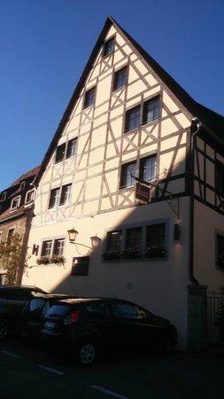 Prinzhotel Rothenburg : プリンツ ホテル ローテンブルク