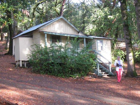 Small rustic cabin Picture of Mountain Home Ranch Calistoga