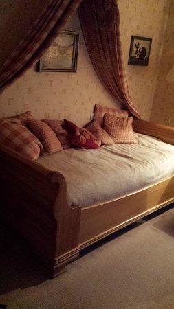 Draycott Hotel: Single bed