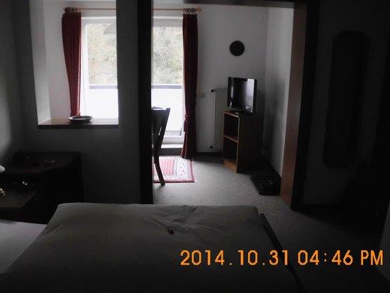 Hubertushöhe: Wohnzimmer