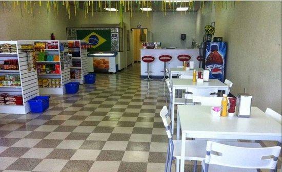 Kiosk Brazil