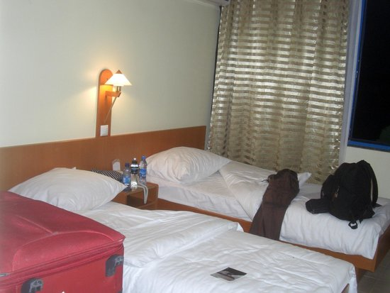 Blue Nile Resort Hotels: Zimmer