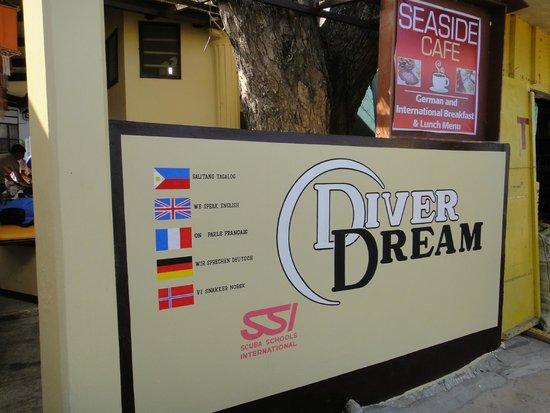 Sabang Inn Beach & Dive Resort: 潛店