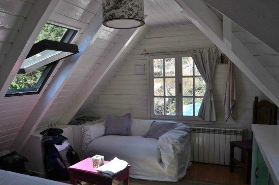 Green House Hostel Bariloche: Pirvate apart