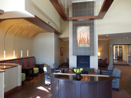 Hyatt Place Phoenix/Mesa: Empfangshalle