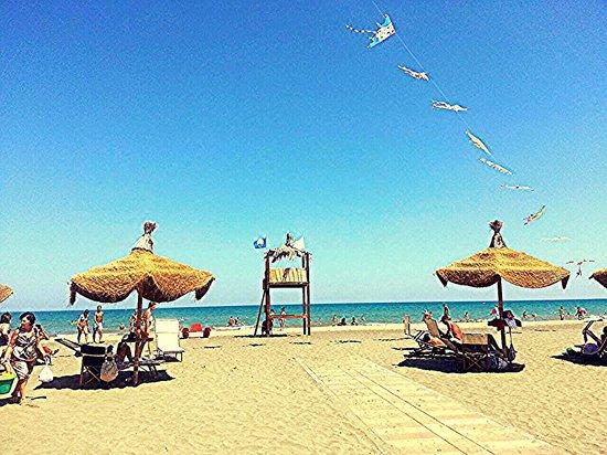 Matrimonio Spiaggia Margherita Di Savoia : Spiaggia foto di margherita savoia provincia