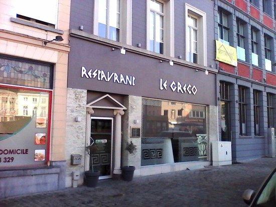 Restaurant Place De Lille Tournai