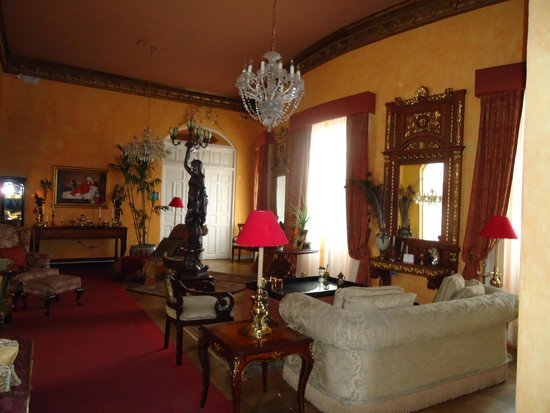 Boutique Hotel Mansion del Angel: Tea Service in the afternnon