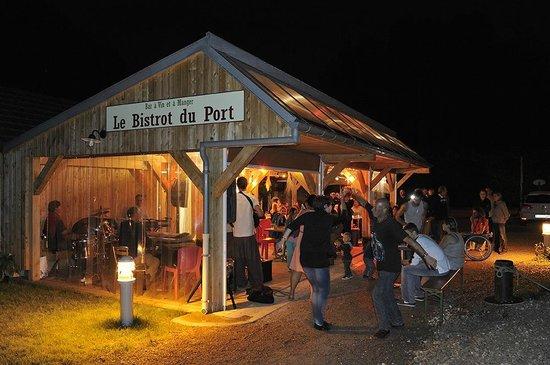 le bistrot picture of le bistrot du port thorey sur ouche tripadvisor