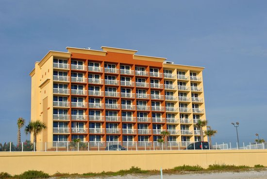 Silver Sands Hotel Daytona Beach