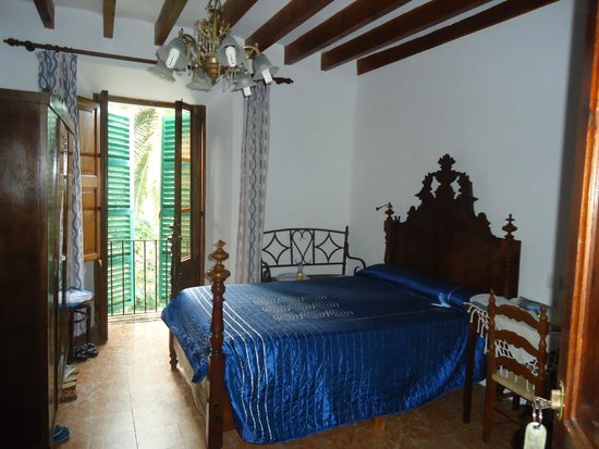 Pension Miramar: Our bedroom
