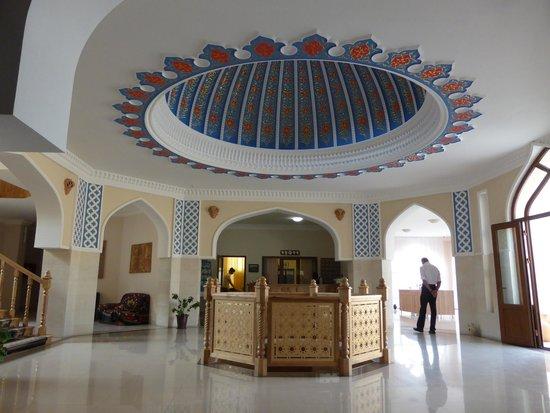 Hall entrée - Picture of Hotel Minorai-Kalon, Bukhara - TripAdvisor