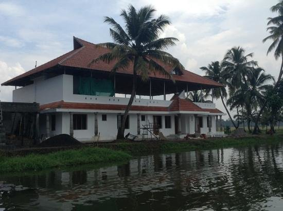 Ayana's Homestay: new property under construction