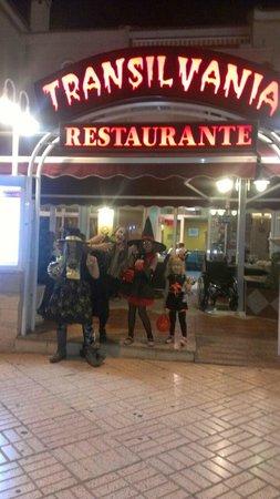 Restaurante Transilvania: Halloween 2014