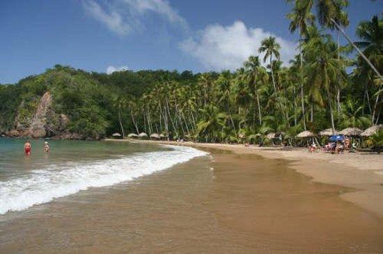 Rio Caribe, Βενεζουέλα: Playa Medina