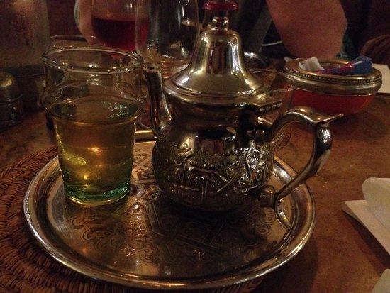 Le Comptoir D'Orient : Petit thé après un couscous :)