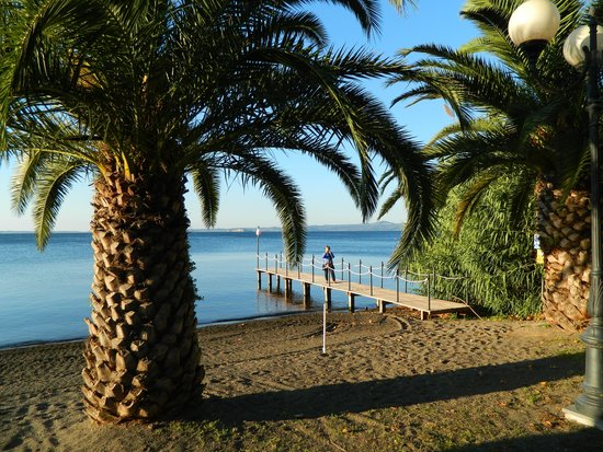 Hotel Restaurant Lido : Spiaggia Hotel