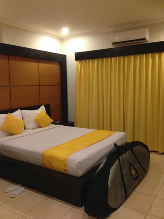 Mamo Hotel: room