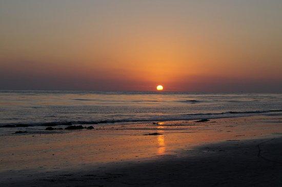 Arroyo Burro County Beach Park: Beautiful spot for sunset viewing