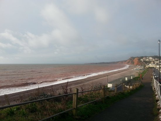The Long Range Hotel: Beautiful Budleigh