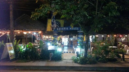 Bavaria House Khao Lak - Bang Niang : Das Bavaria Haus