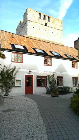 Hotel St. Clemens: St Clemens Hotell