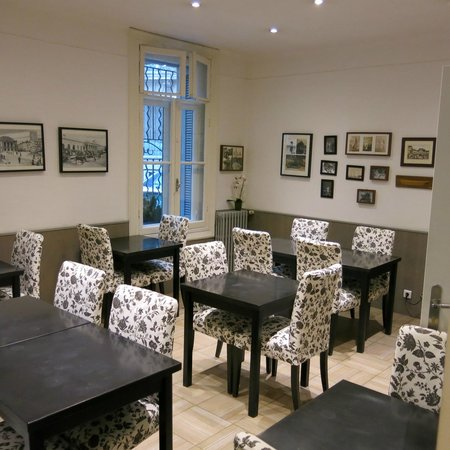 Le Mistral: Breakfast rooms