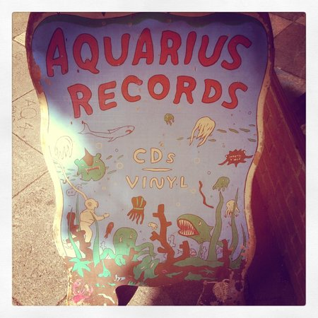 ‪Aquarius Records‬