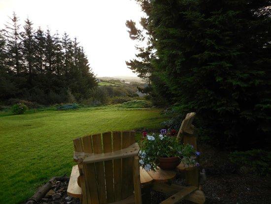 Teach Ceann Tui: Aaah, the view.