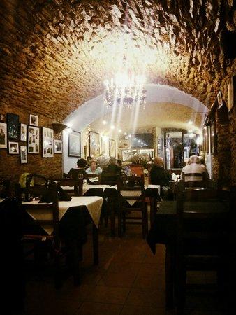 Sa Caleta : El restaurante