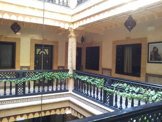 Essaouira Wind Palace : le camere