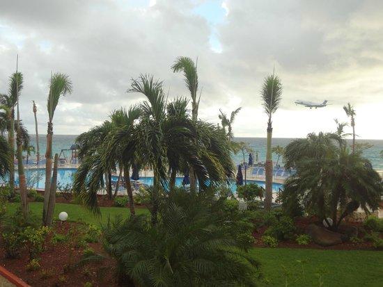 Royal Islander Club La Plage: View from room