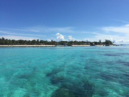Mantanani Paradise: Mantanani island