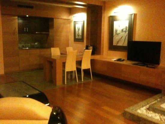 Cucina open space - Picture of Hotel Anel, Sofia - TripAdvisor