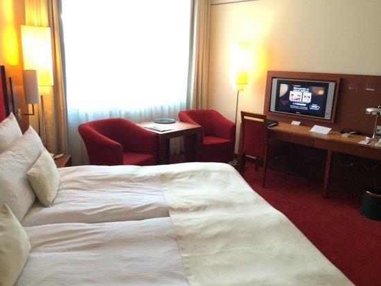 Melia Berlin: Nice room