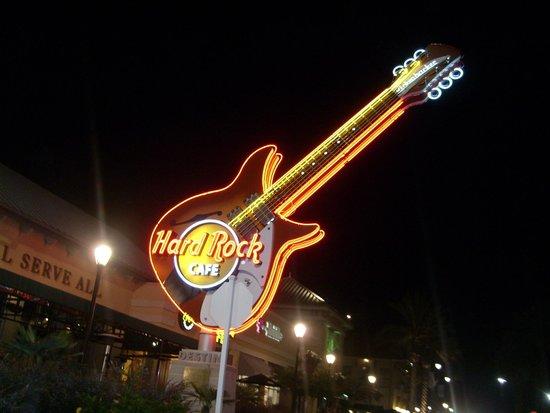 Hard Rock Cafe Destin: Foto panorâmica