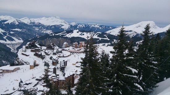 Station de ski d'Avoriaz : Авориаз