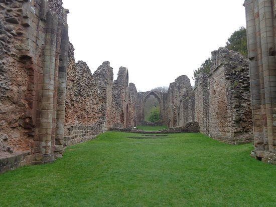‪Lilleshall Abbey‬