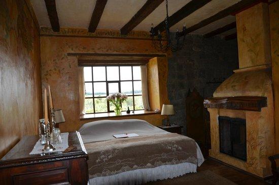 Hacienda San Agustin De Callo: Our room...