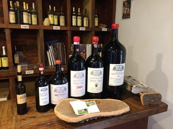 Alessandro Cammilli Private Tours: wine tasting at Fattoria di Montagliari