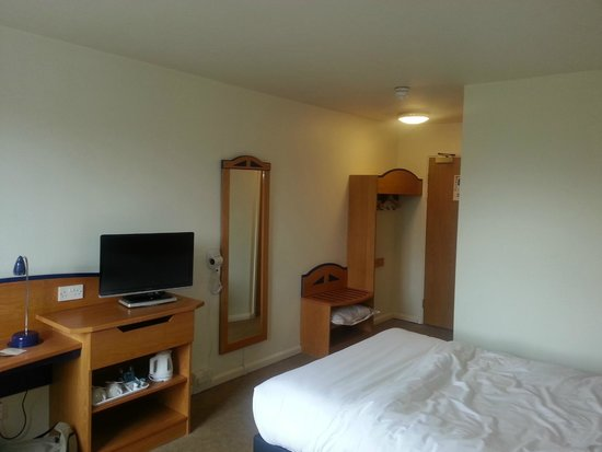 Ibis Preston North: Double Room