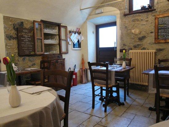 La Pecora Nera: la sala ristorante