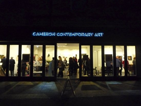 ‪Cameron Contemporary Art Gallery‬