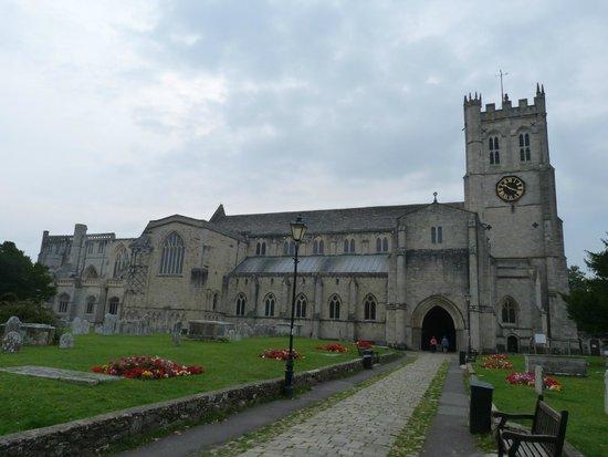 Christchurch Priory Church: Christchurch Priory, Dorset