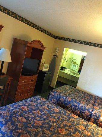 Days Inn Newark/Wilmington: Quarto
