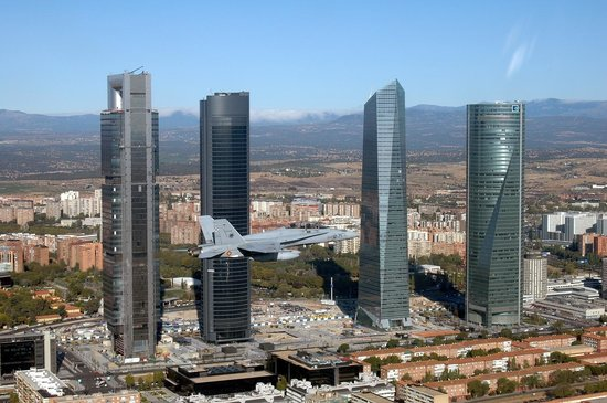 madrid best guided tours las torres