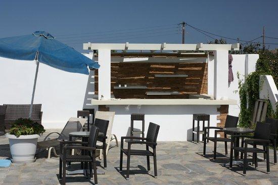 Fikas Hotel : Poolbar