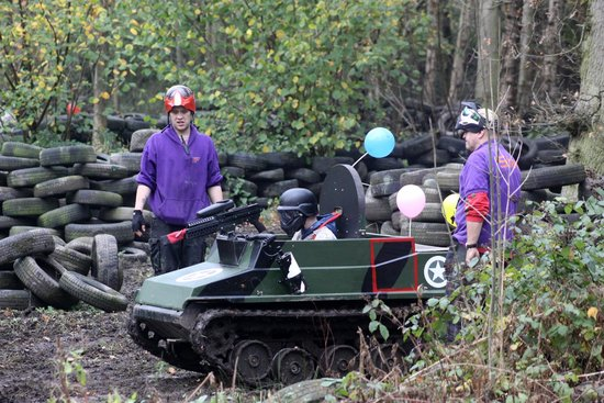Harrogate Paintball Centre